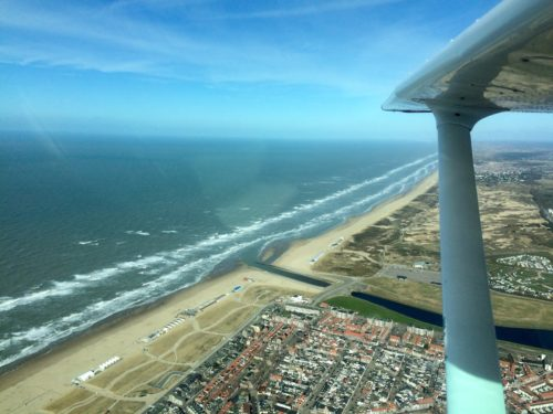 vliegangst overwinnen - Katwijk - Lion Air