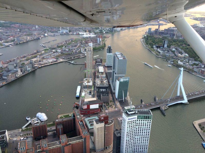 Rotterdam Kop van Zuid - Lion Air