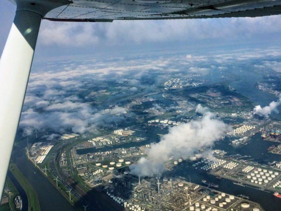 vliegangst overwinnen - Lion Air
