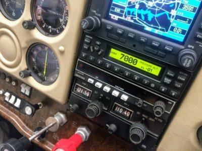 proefles - proefles vliegles Instrumentenpaneel PH-MDL - Lion Air